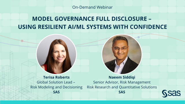 Model Governance Full Disclosure – Using Resilient AI/ML Systems with Confidence