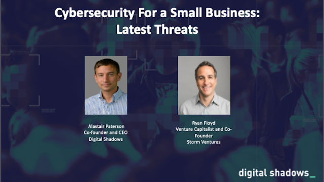 Cybersecurity for a Small Business: Latest Threats
