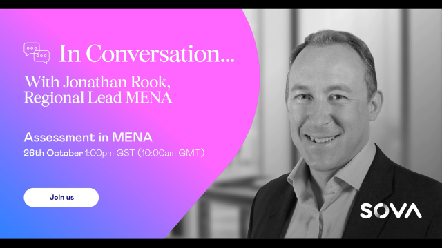 In Conversation with Jonathan Rook   Assessment in MENA