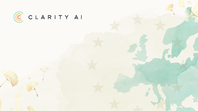EU Taxonomy: Quant and AI-based solutions