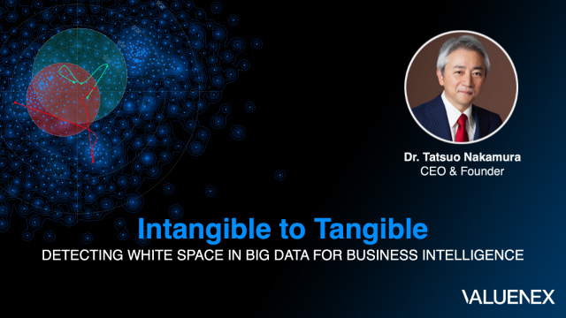 Intangible to tangible: detecting white space in Big Data for BI