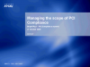 Managing the Scope of PCI Compliance