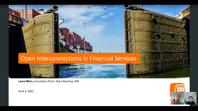 Open Interconnections in Financial Services
