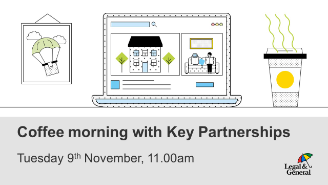 Coffee morning with Key Partnerships