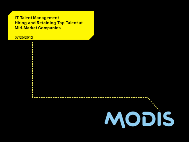 IT Talent Management for Mid-Market Companies