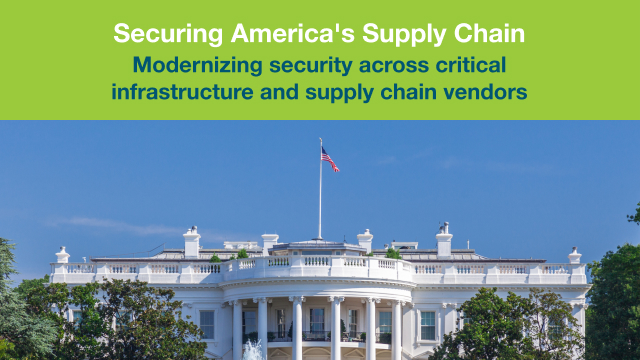 Securing America's Supply Chain