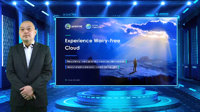 Experience A Worry-Free Cloud