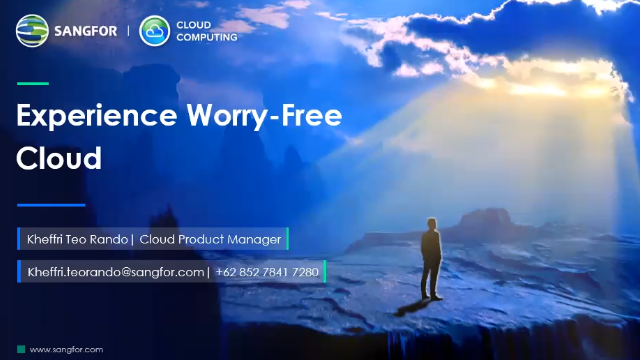 [Bahasa] Experience a Worry-Free Cloud