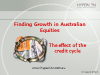 Finding Growth in Australian Equities