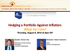 Hedging a Portfolio Against Inflation: What Do I Use?