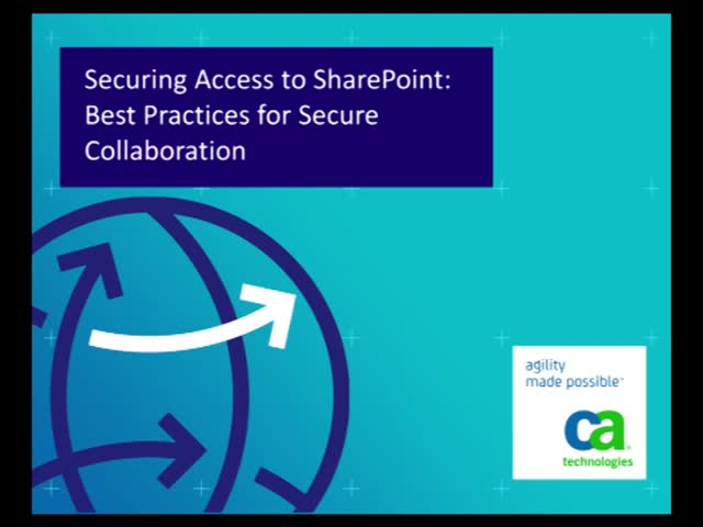Securing Access to SharePoint: Best Practices for Secure Collaboration