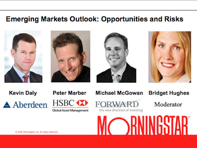 Emerging Markets Outlook: Opportunities and Risks