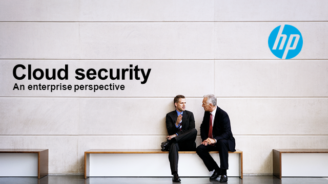 Cloud Security - An Enterprise Perspective