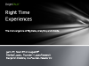 Right Time Experiences – The Future of Big Data, Analytics, and Mobile