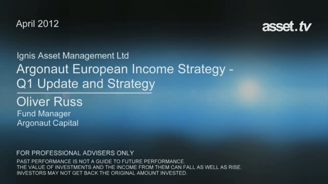 Ignis Argonaut European Income Q1 2012 Conference Call