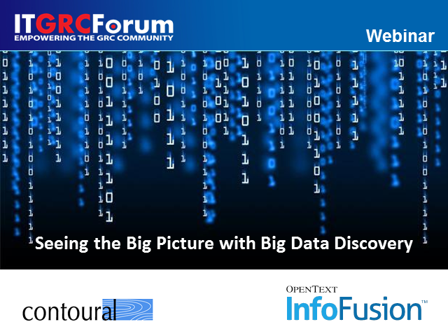 Seeing the Big Picture with Big Data Discovery