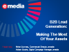B2B Lead Generation: Making the Most of your Assets