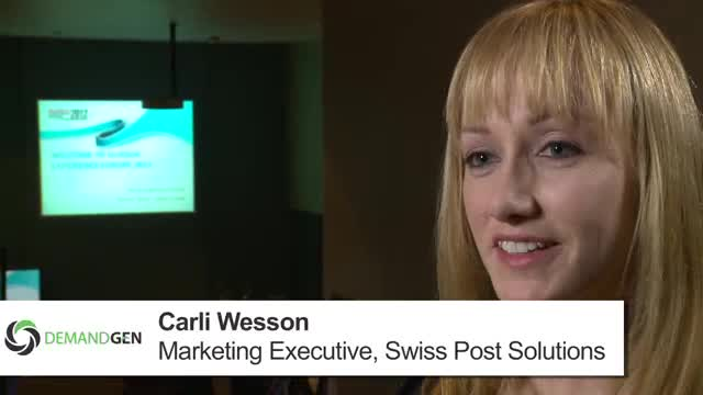 Marketing Automation Gives the Marketing Organization Momentum (Carli Wesson)