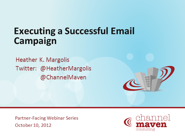 Executing an Email Campaign