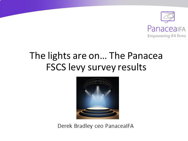 The Lights Are On… FSCS Levy Survey Results