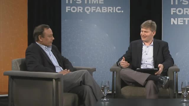 QFabric Defined Webcast