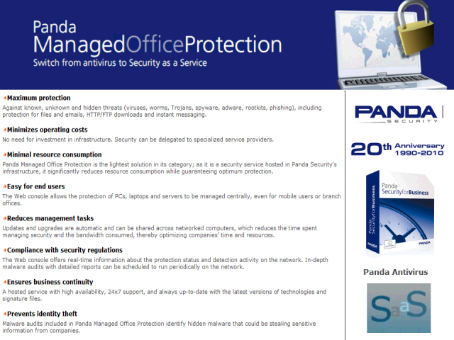 Switching From Antivirus To Security as a Service for SMBs