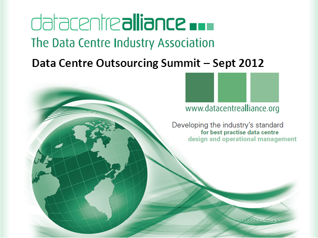 DCA Data Outsourcing Question Time