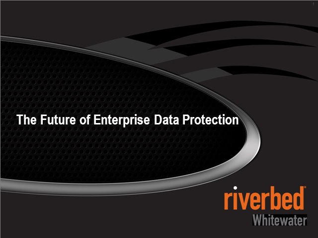 The Future of Enterprise Data Protection
