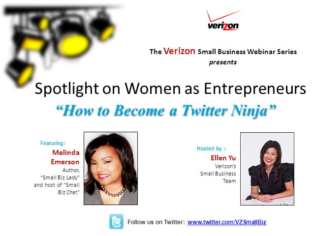 Become a Twitter Ninja-and beat your competition!