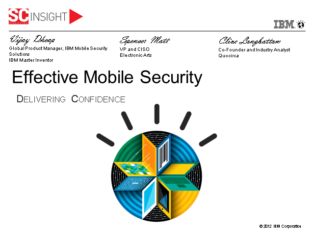 The Insiders' Guide: EFFECTIVE Mobile Security