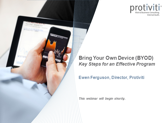 Bring Your Own Device - Key Steps for an Effective Program