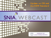 One Year In: SNIA's Updates for Cloud Storage CDMI Standard - Panel Session