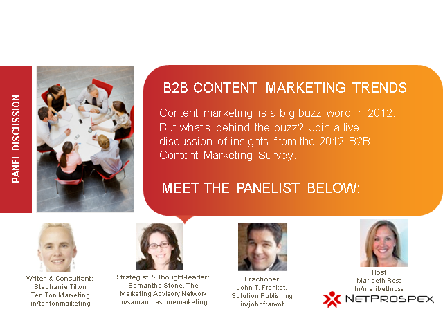 B2B Content Marketing Trends for Tech Marketers