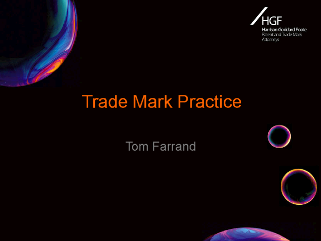 Trademark Law - Best Practices for Busy Professionals