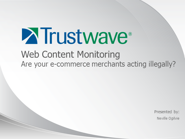 Are your e-commerce merchants acting illegally?