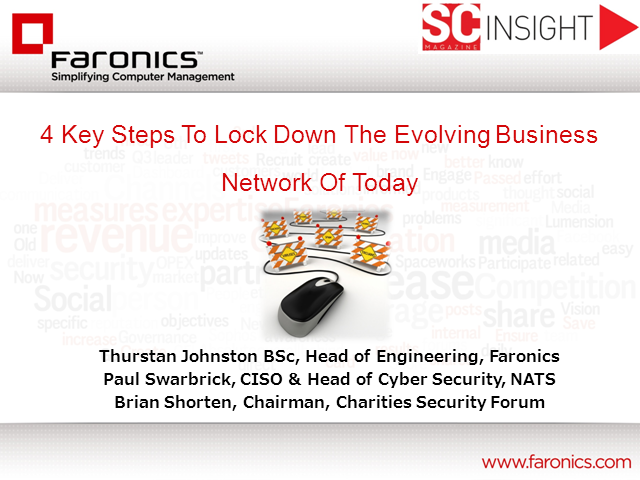 4 Key Steps To Lock Down The Evolving Business Network Of Today