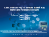 Latin American Pay TV Services Market: Key Trends and Forecasts through 2017
