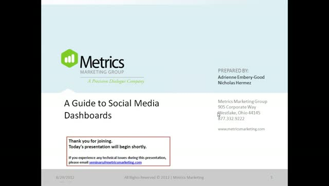 A Guide to Social Media Dashboards