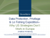 Information Wars - The Challenges of E Discovery in Europe
