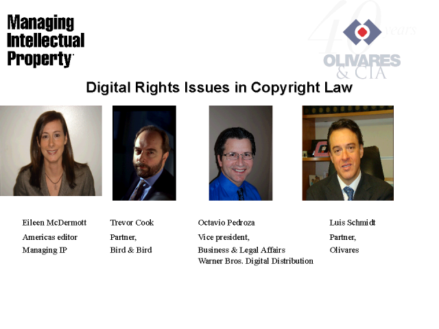 Digital Rights Issues in Copyright Law