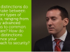 Security Leadership Interview Series on Advanced Threats: Question #1