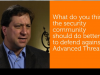 Security Leadership Interview Series on Advanced Threats: Question #3