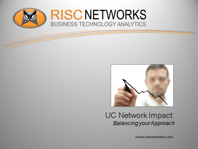 UC Network Impact: Balancing Your Approach