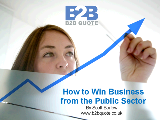 How to Win Business from the Public Sector