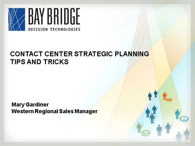 Contact Center Strategic Planning Tips & Tricks