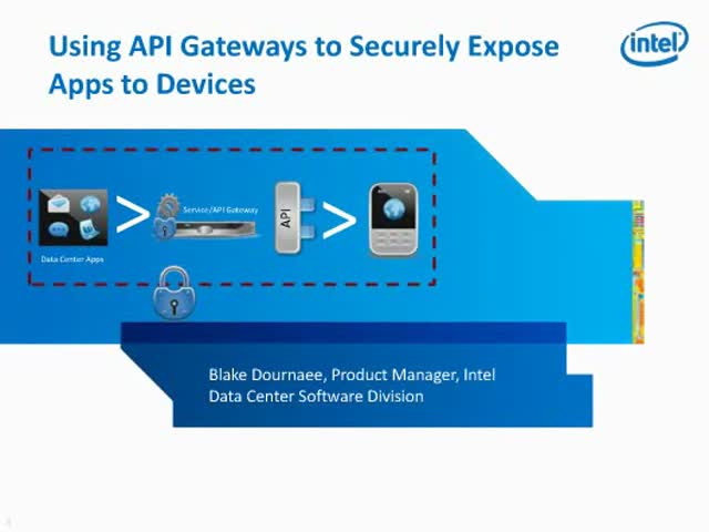 Using API Gateways to Securely Expose Legacy Apps to Devices
