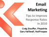 Email Marketing: Tips to Increase Response Rates in 2010