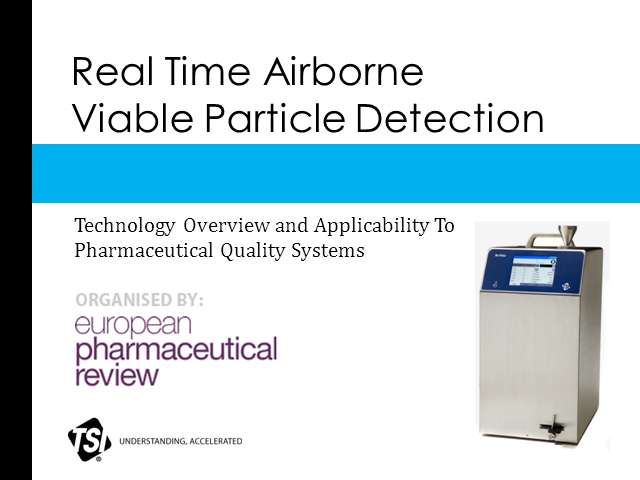 Real-time Airborne Viable Particle Detection