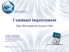 Continual Improvement: Data Discrepancies in your CMDB / CMS