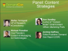 Marketing Panel: Content Strategies